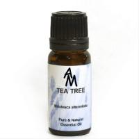 Tea Tree Essential Oil Melaleuca Alternifolia 10ml